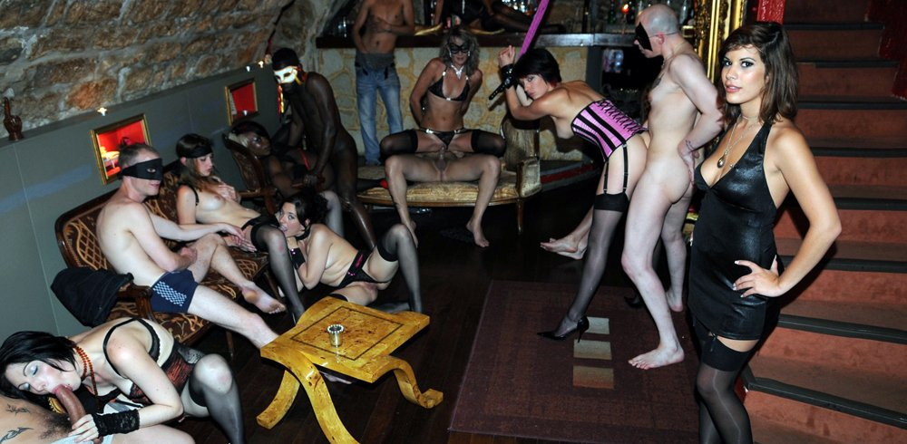 ORGY Exclusiv scene by LUKA