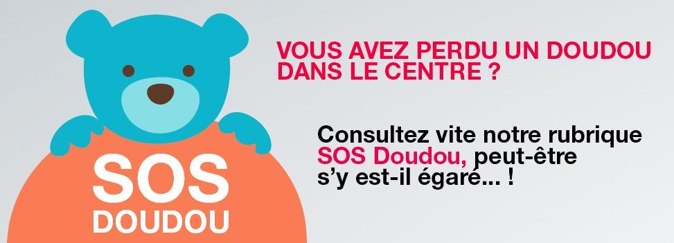 SOS Doudou !