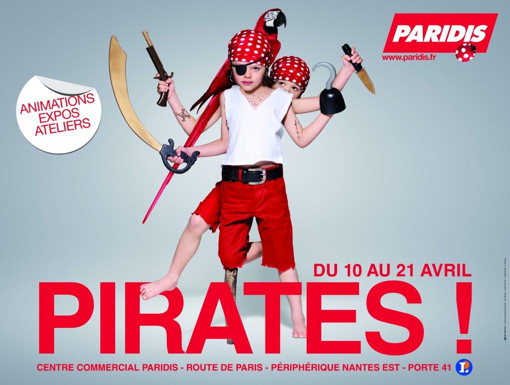 Pirates ! 2012