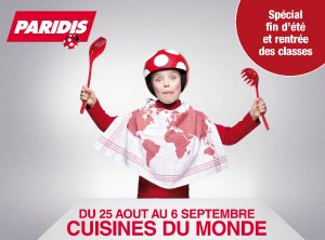 Cuisine du monde 2008