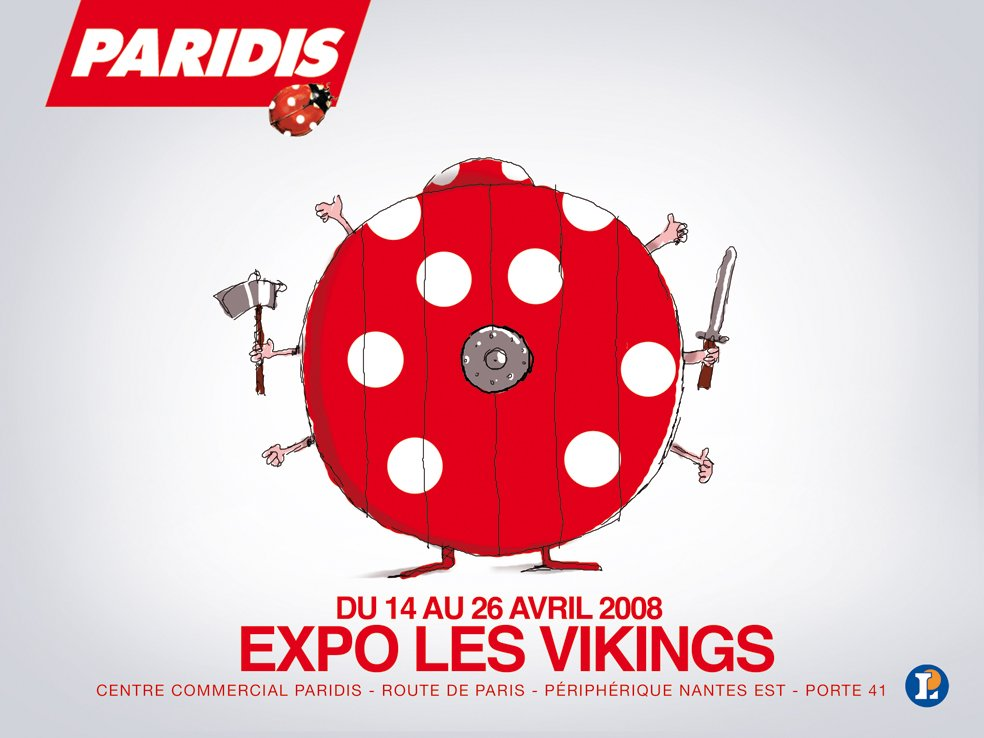 Les Vikings 2008