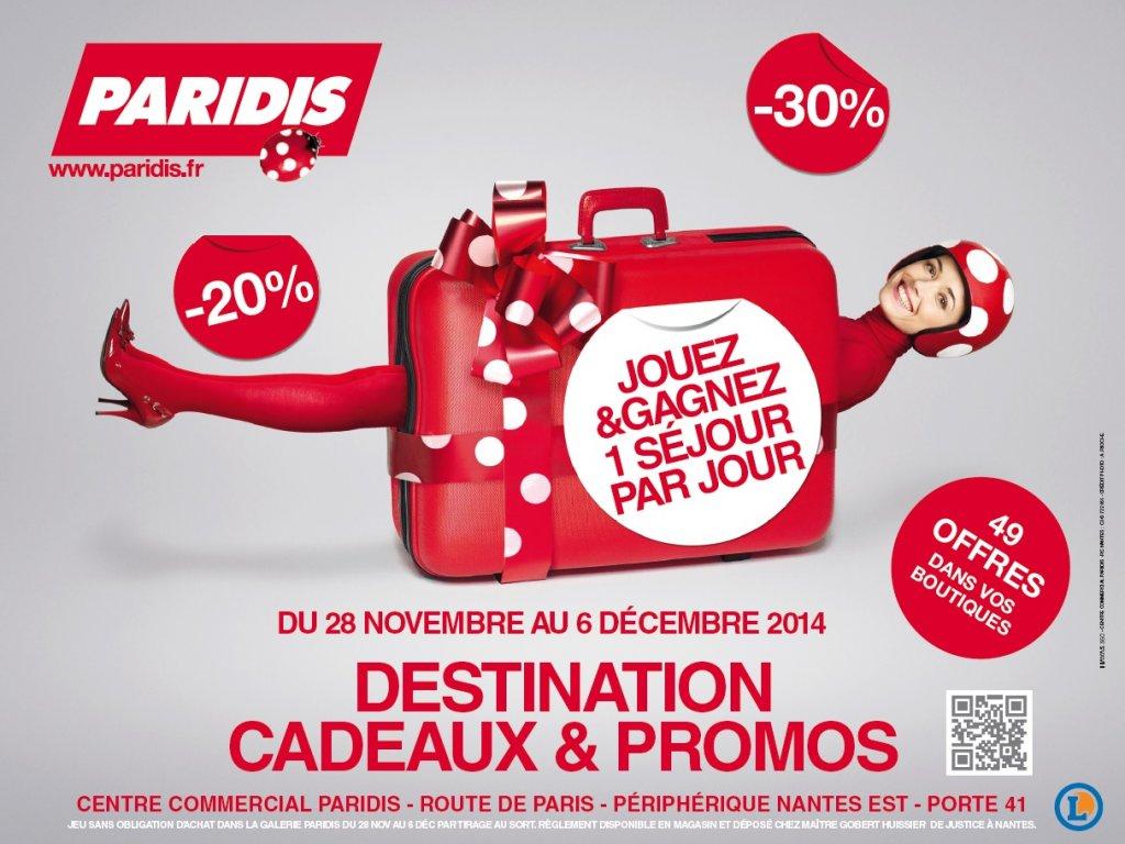 Destination Cadeaux et Promos 2014