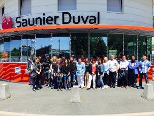 Journ e lean manufacturing chez saunier duval atout - Saunier duval nantes ...
