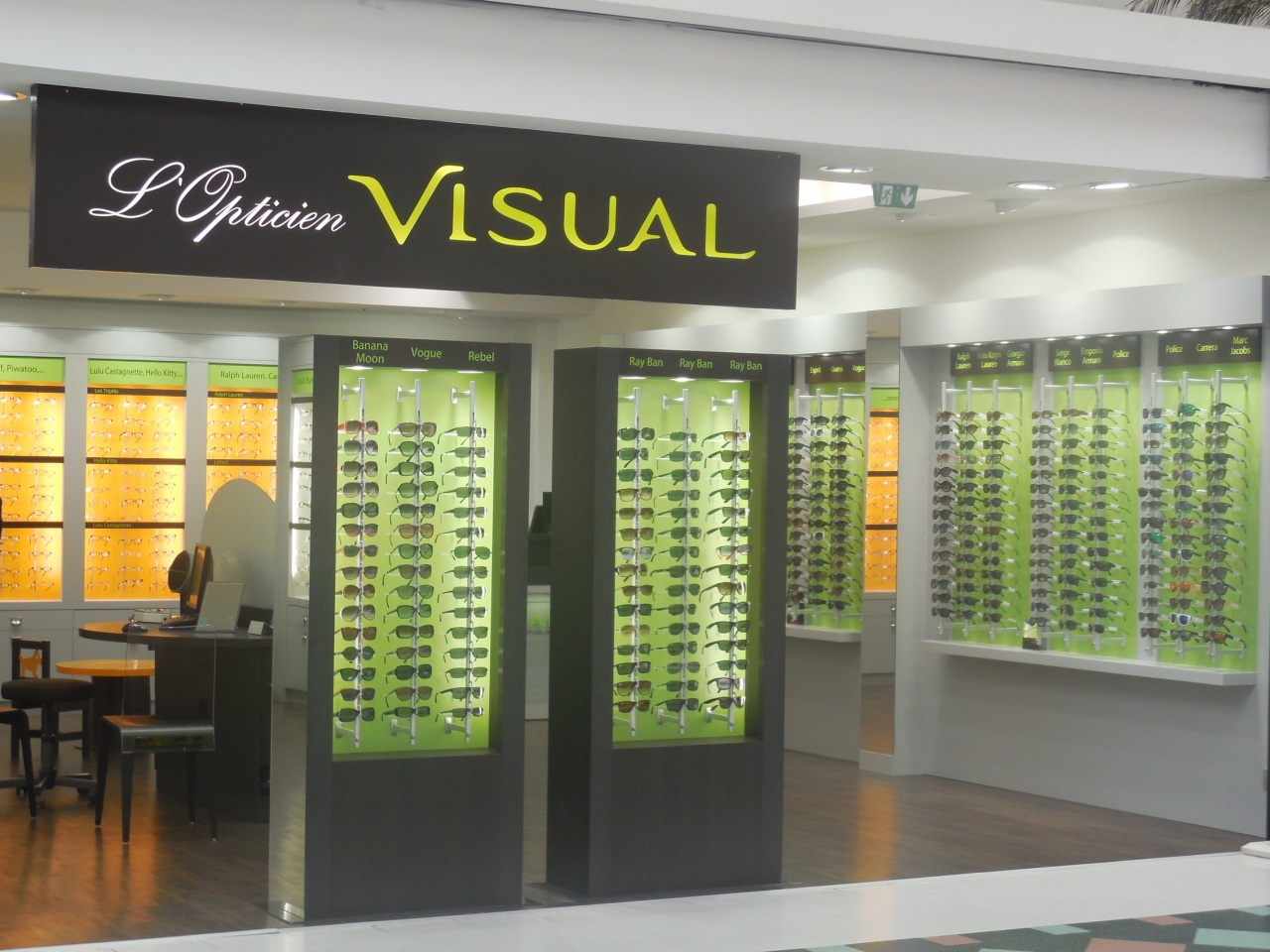 Visual Optique