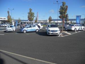 Salon du véhicule électrique et hybride