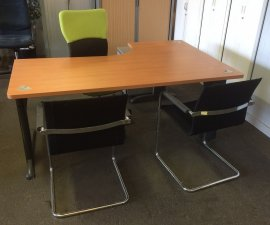 PLAN COMPACT STEELCASE DOUE L1800MM