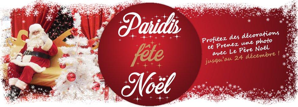 Noël à Paridis !