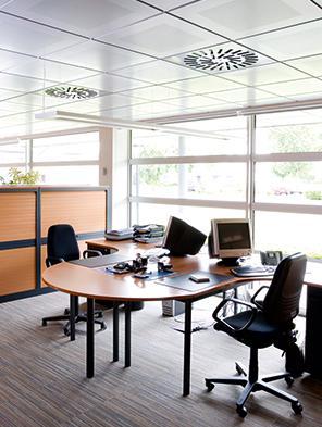 climatiser bureaux