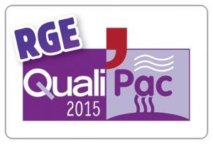 QualiPAC RGE - Qualit'ENR