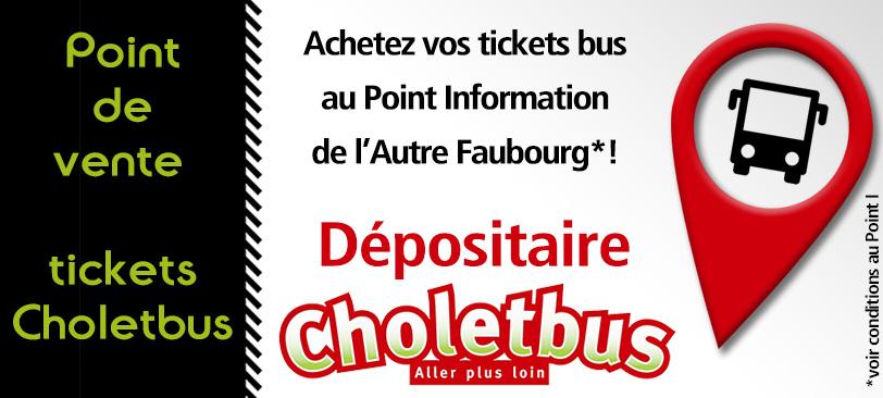 cholet bus