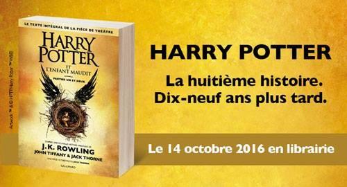 Nouveau : Harry POTTER