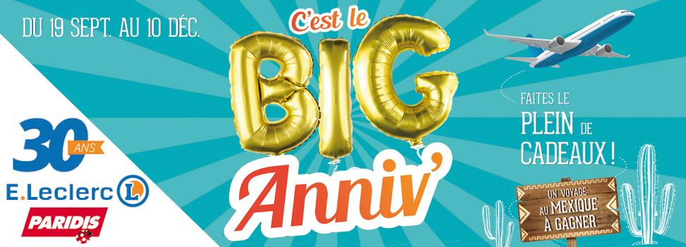 Big Anniv'