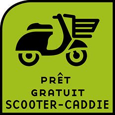 scooter caddie_site internet