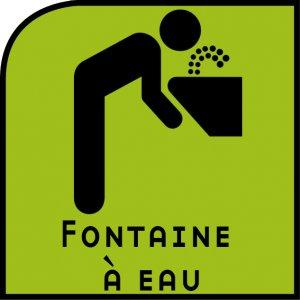 logo_fontaine à eau_fond vert