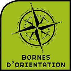 bornes d'orientation pour site internet