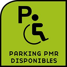 places pmr pour site internet