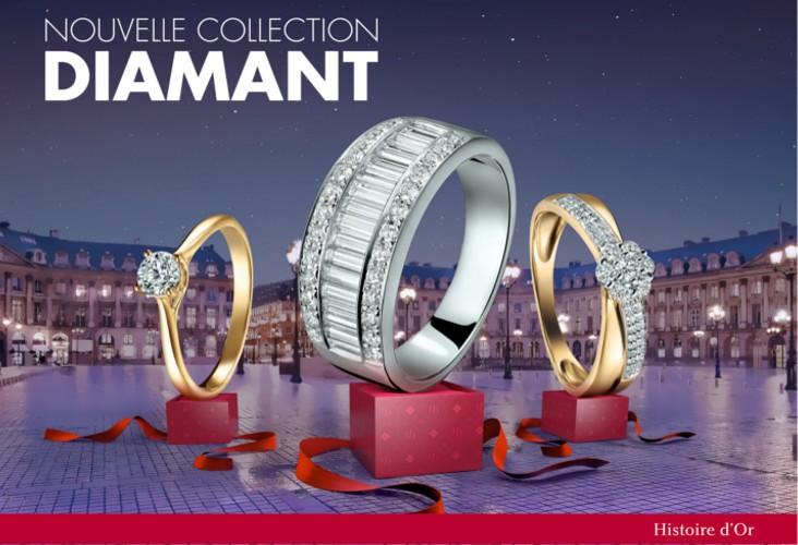 Nouvelle Collection Diamant