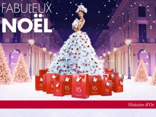 Venez découvrir le fabuleux Noël d'Histoire d'Or !