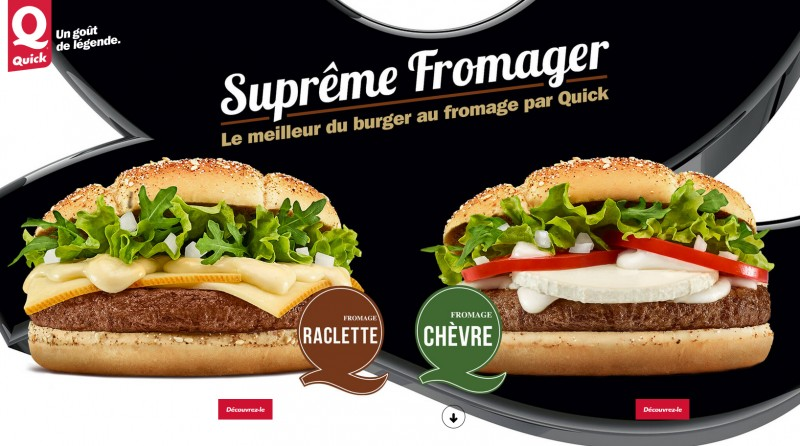 Suprême Fromager