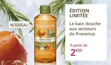 Plaisir Nature : Abricot Romarin