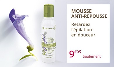 Mousse anti-repousse