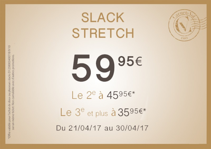 Slack Stretch