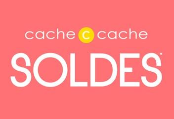 Les Soldes chez Cache Cache !