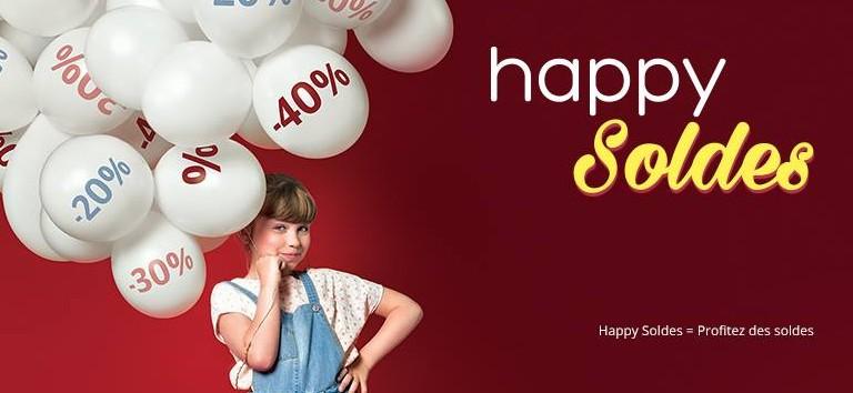 Happy Soldes