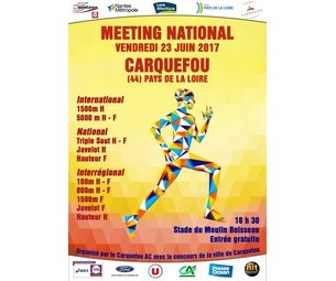Meeting national de Carquefou