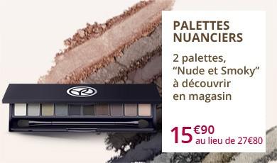 Palettes Nuanciers