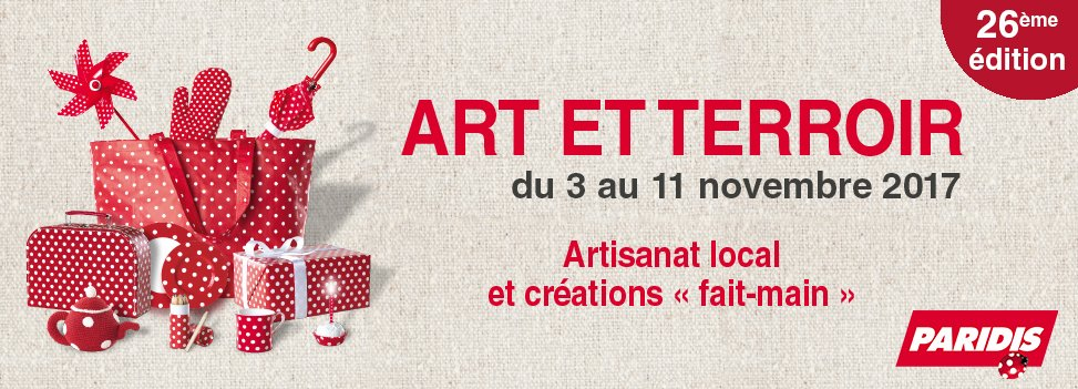 ART ET TERROIR 2017