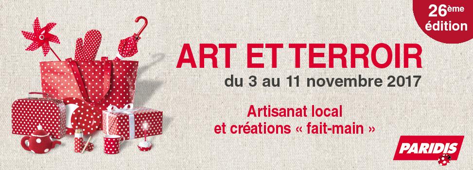 ART ET TERROIR 2017