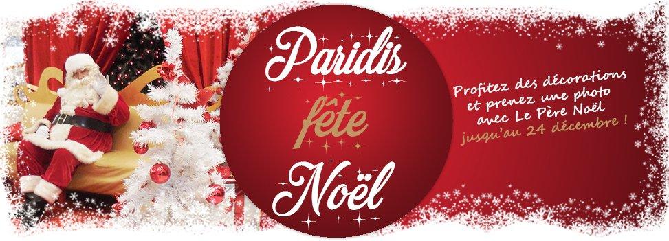 Noël à Paridis