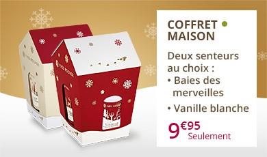 COFFRET MAISON