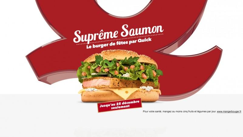 Suprême Saumon