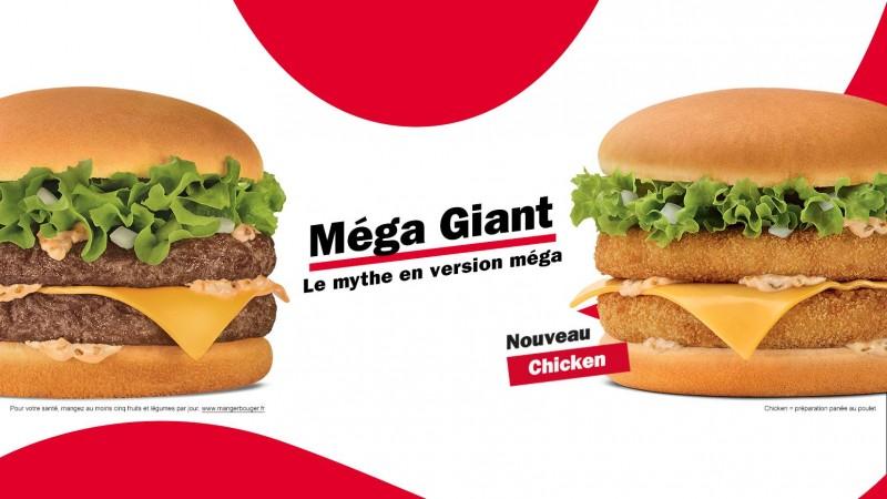 Méga Giant