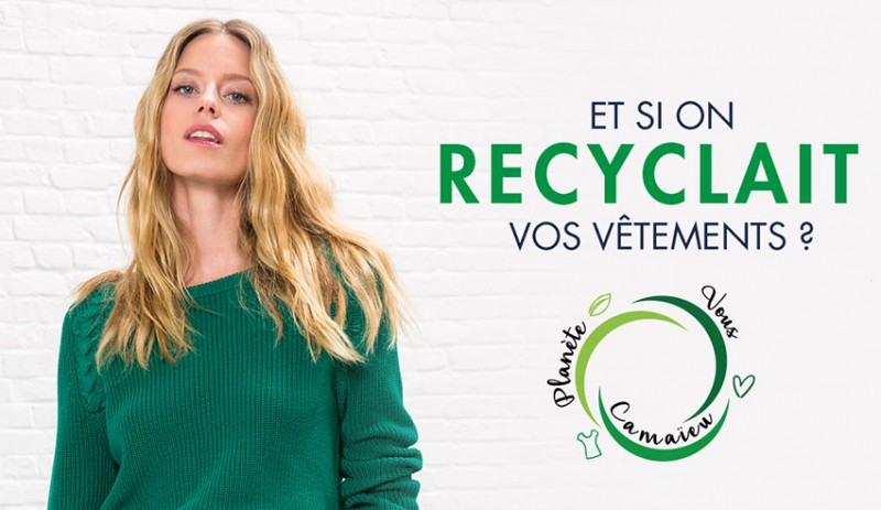 Et si on recyclait vos vêtements ?