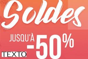 Promos jusqu'à -50% !