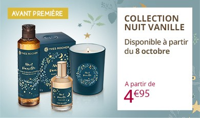 COLLECTION NUIT VANILLE