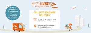 RECYCLIVRE - DU 20 AU 26 OCTOBRE