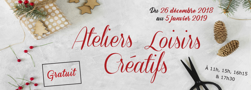 Ateliers Loisirs Créations