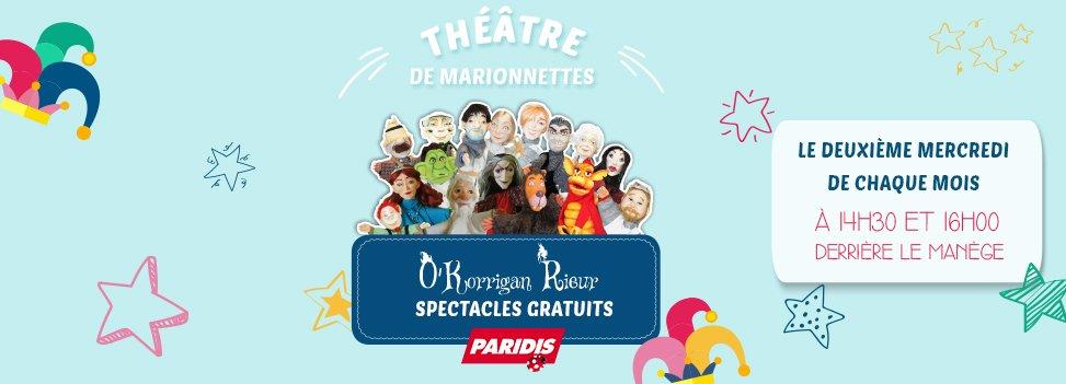 Spectacle de Marionnettes 2020