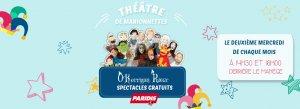 Programmation : Spectacle de Marionnettes 2020