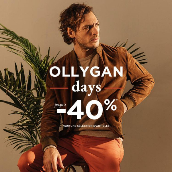 Olly Gan Days