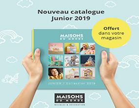Nouveau catalogue Junior