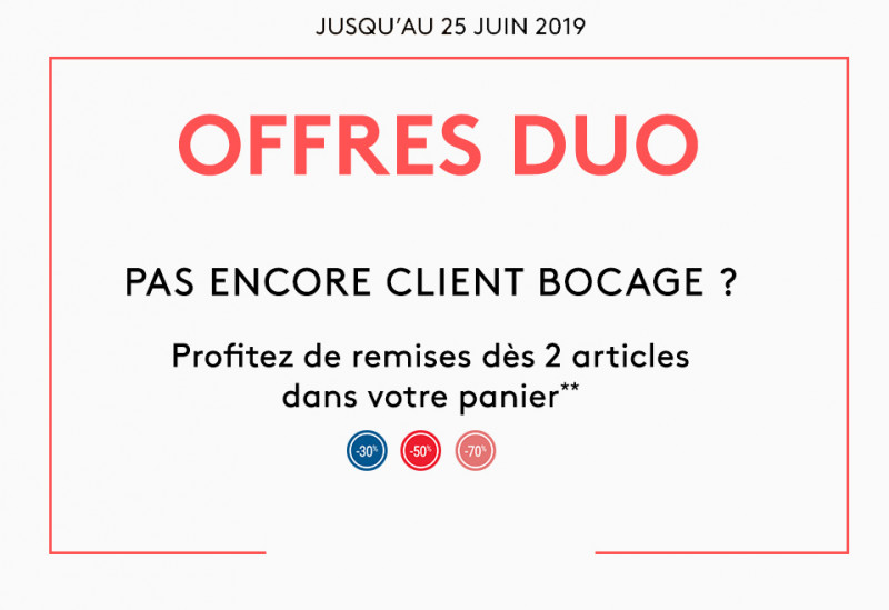 Offres DUO