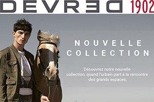 Devred Nouvelle collection Automne Hiver 2019 jpg_thumb