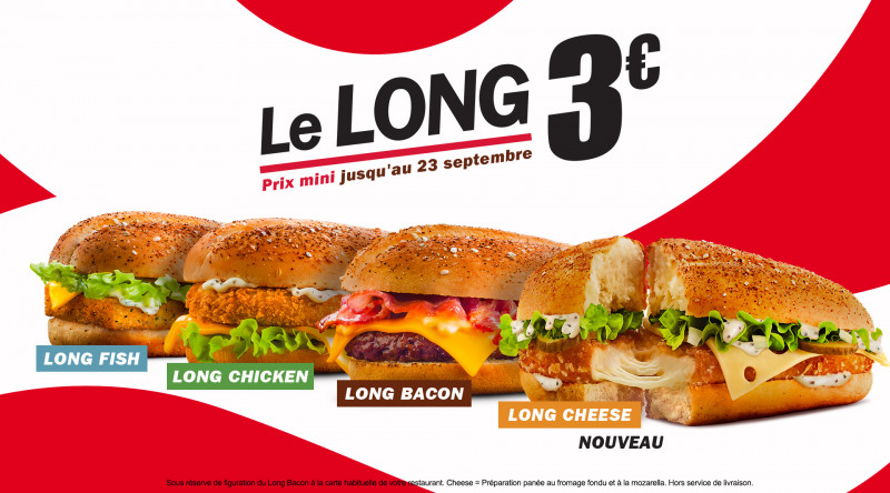 LE LONG À 3€