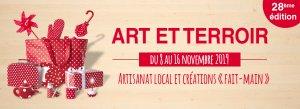 ART ET TERROIR - du 8 au 16 novembre 2019
