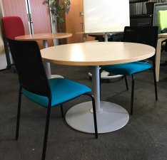 TABLE RONDE DIAMETRE 1100